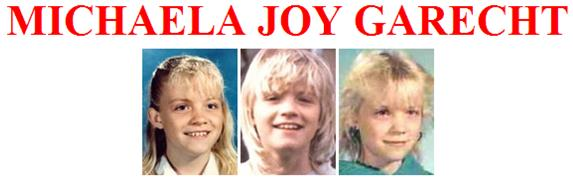 Michaela Joy Garecht (Source: FBI)